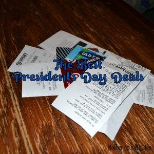 Best President's Day Deals