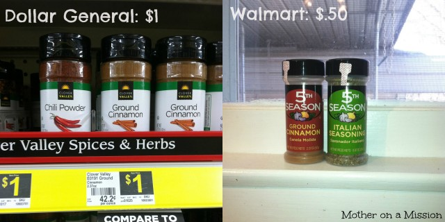 Are discount stores like Dollar General really cheaper? Surprising comparisons.