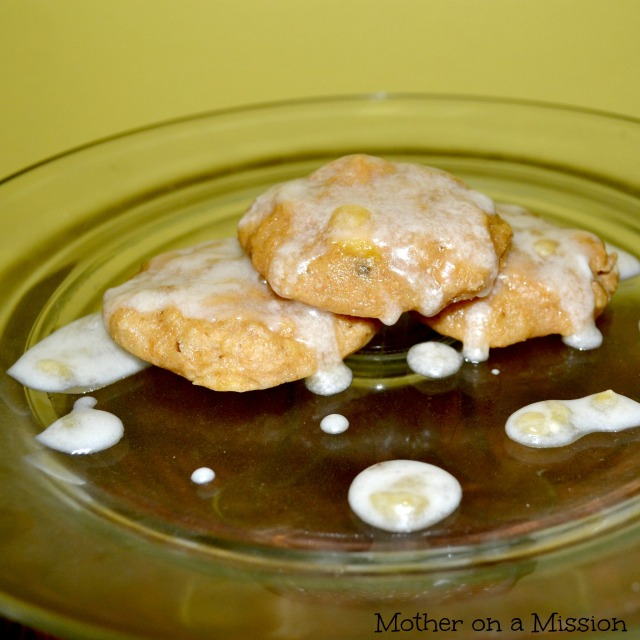 Healthier Banana Cookies | Mother on a Mission