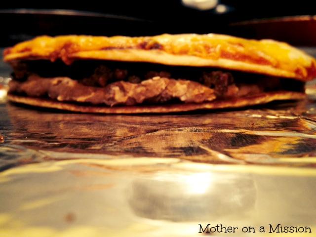 Copycat Mexican Pizzas